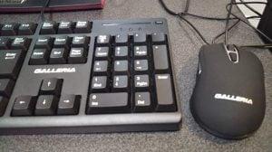 ゲーミングキーボードとゲーミングマウス
